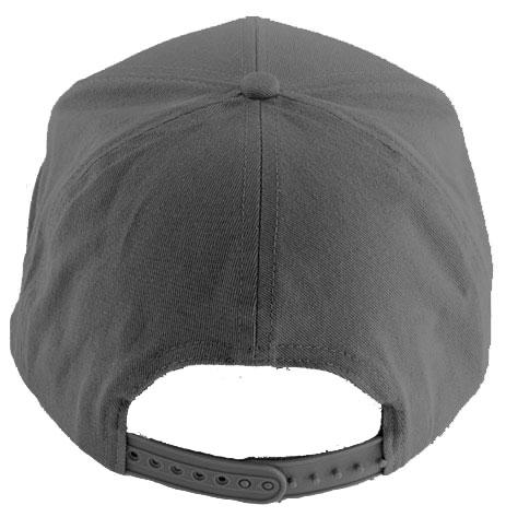 Qualityhats Shop - Screw Them All Logo Hat - Black - Snap Back