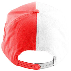 Qualityhats Shop - Screw Them All Logo Hat - Red & White - Snap back