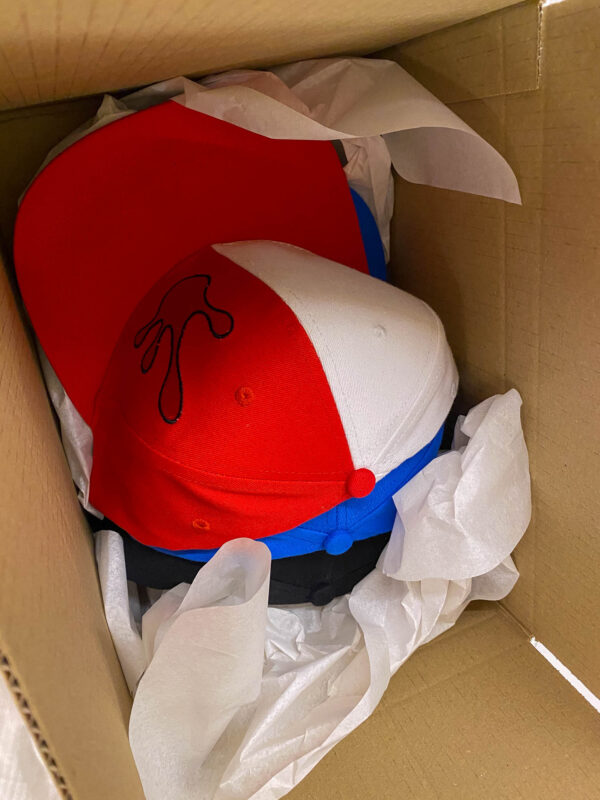 Qualityhats Shop - Screw Them All Logo Hat - Shipping